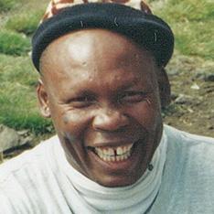 Joseph Muthui Gathu Smiling